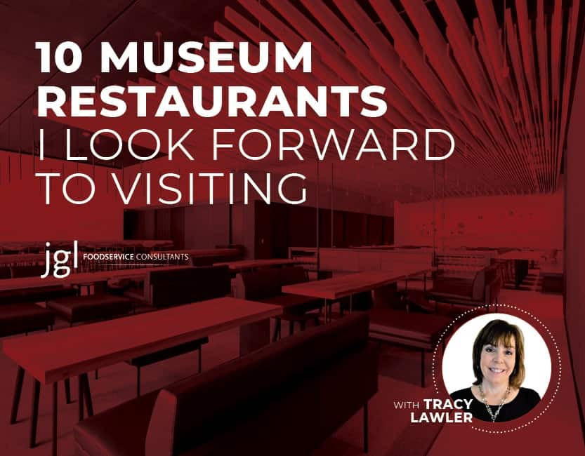 10 Museum Restaurants to Visit after pandemic