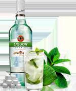 ABC Liquor License California   Liquor License California   Image of a bottle of Rum and a Mojito