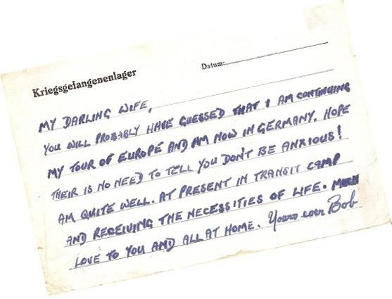 Stalag IVB postcard