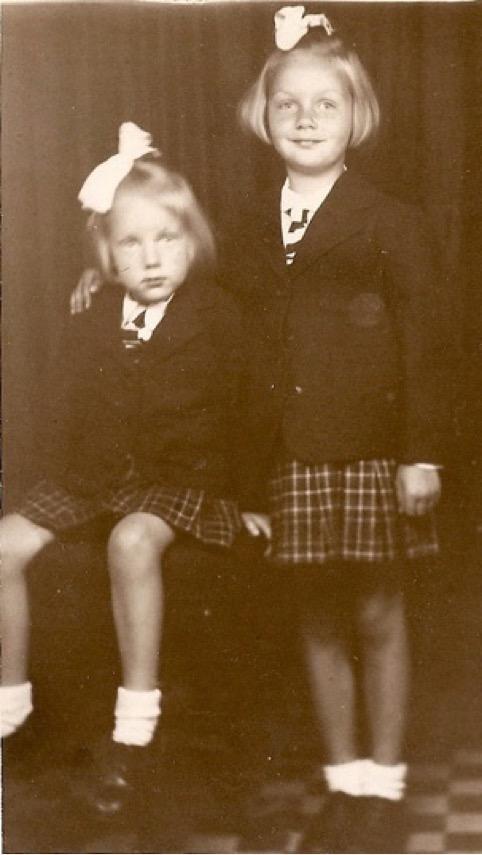 Ruth and Ann Otterson
