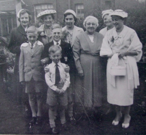 Photo from family album