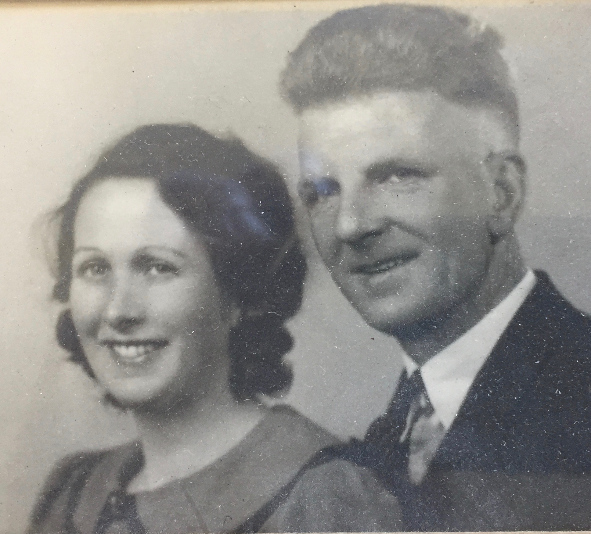Photo from Harris family album
