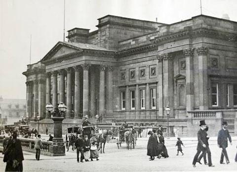 Liverpool, England, circa 1890