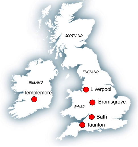 Map - Giles, George