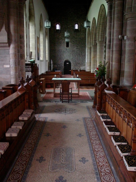 Ancient church of St Peter's, Monkwearmouth