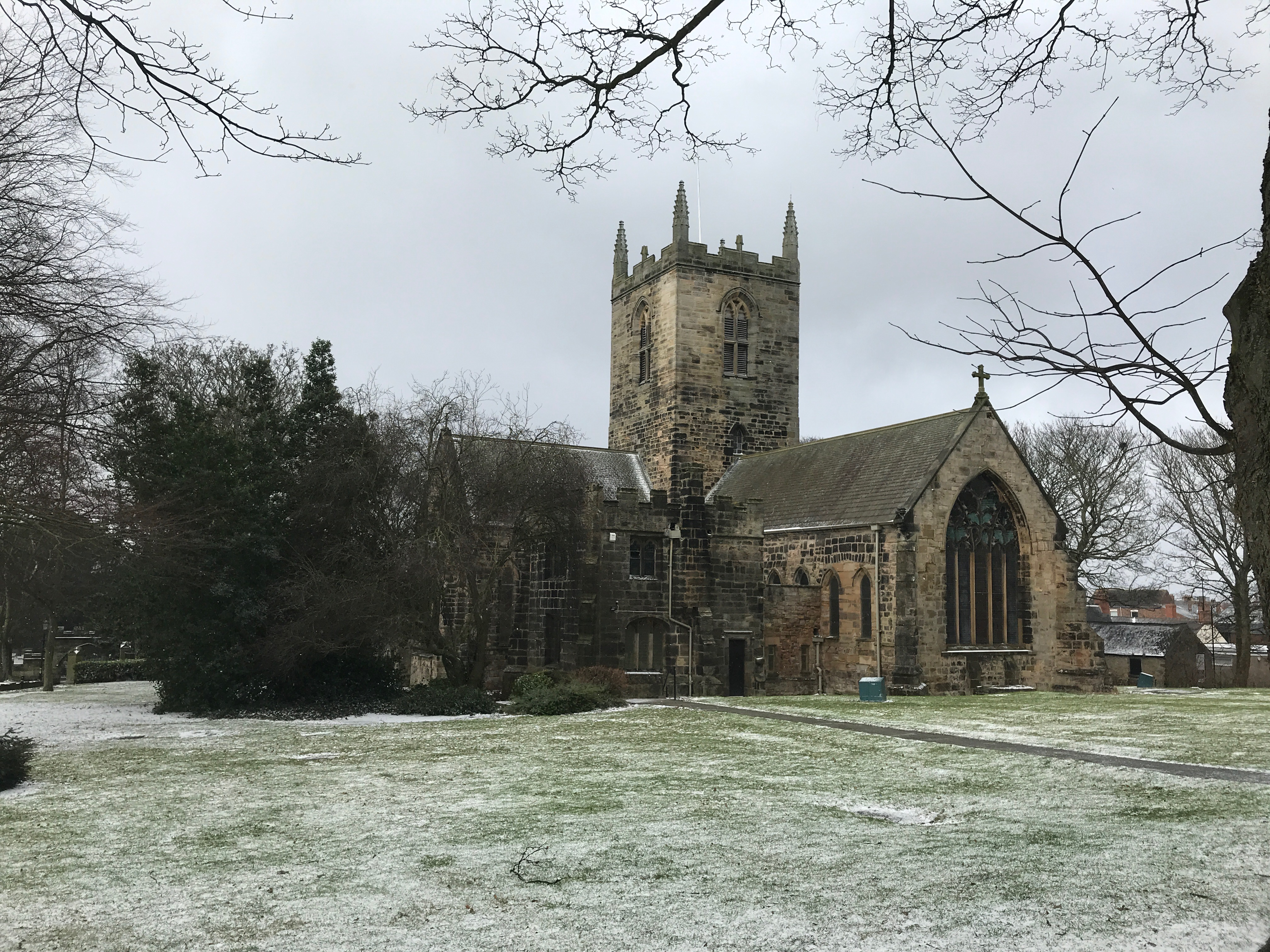 St Michael's and All Angels, Houghton le Spring