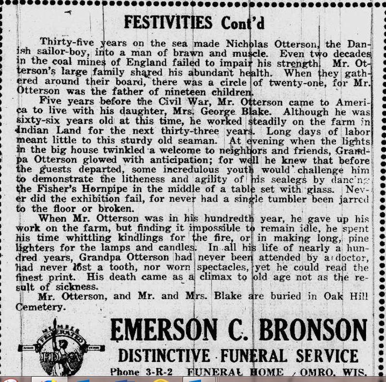 Nicholas Otterson newspaper 2