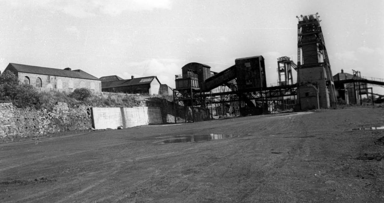 Houghton Colliery