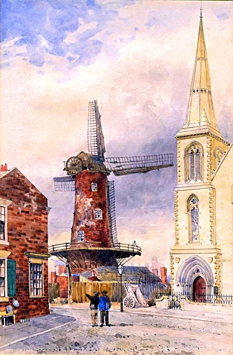 St Albans, Limekiln Lane, Liverpool