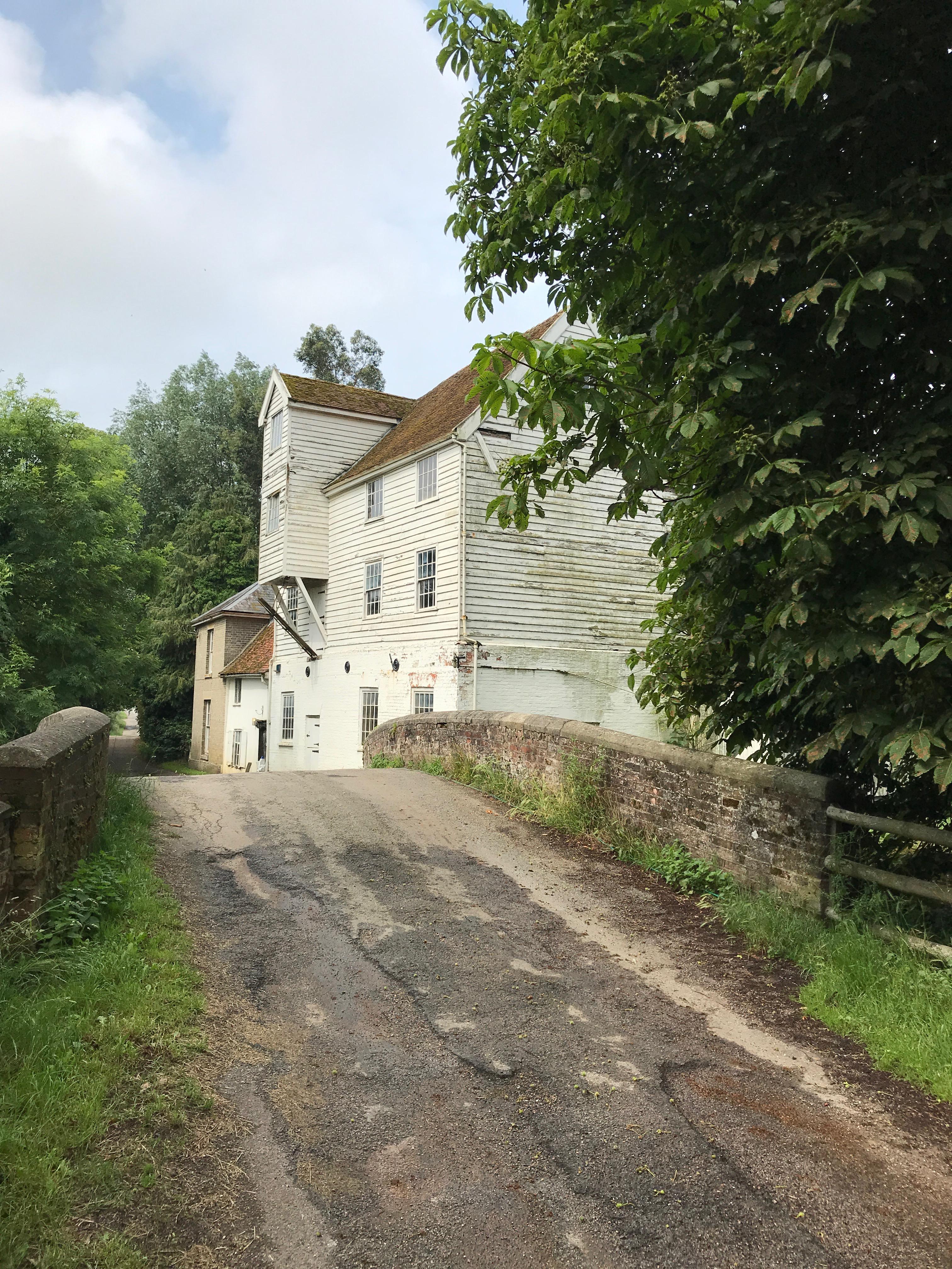 Baylham Mill, Suffolk