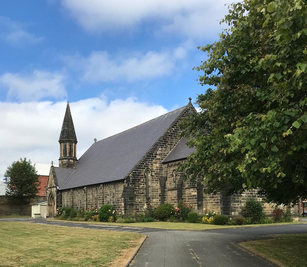 All Saints oparish church, Monlwearmouth