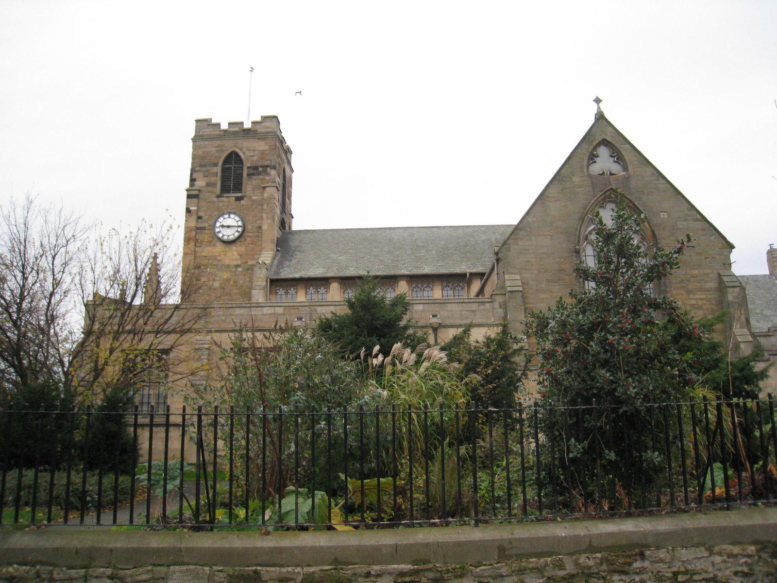 Bishopwearmouth Church of St Michael