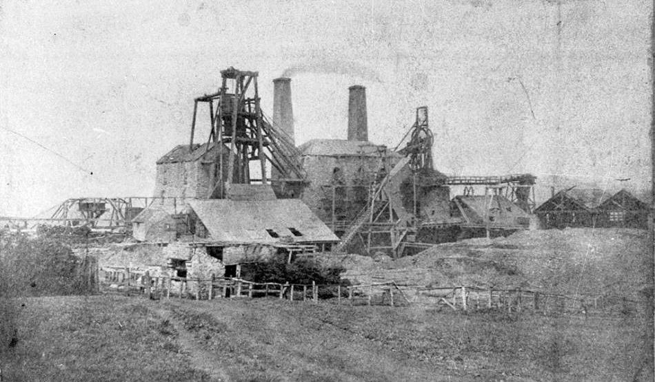 Haswell colliery, Durham