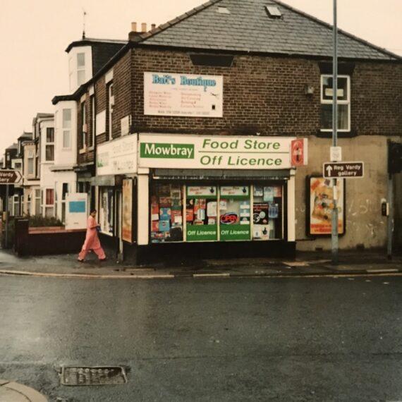 Corner shop, Toward Road, Sunderland