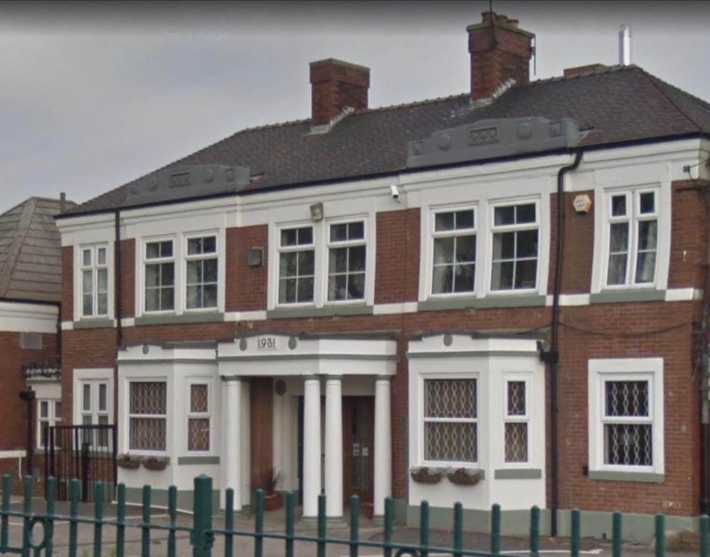 Grange Park School, built 1931, Sunderland
