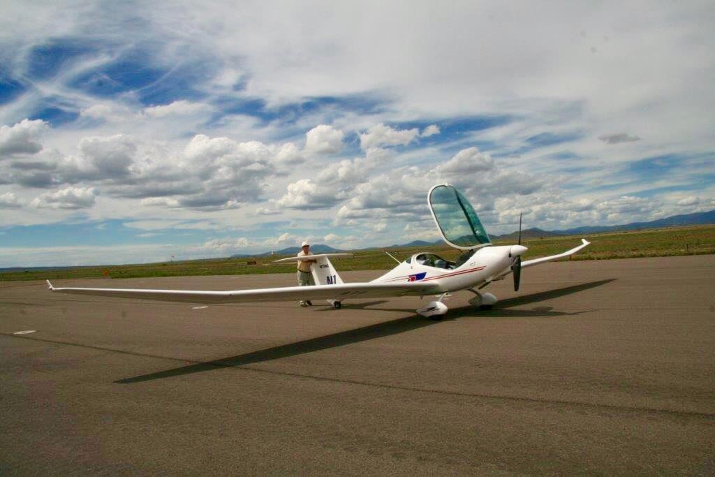 Phoenix U15 Motor Glider