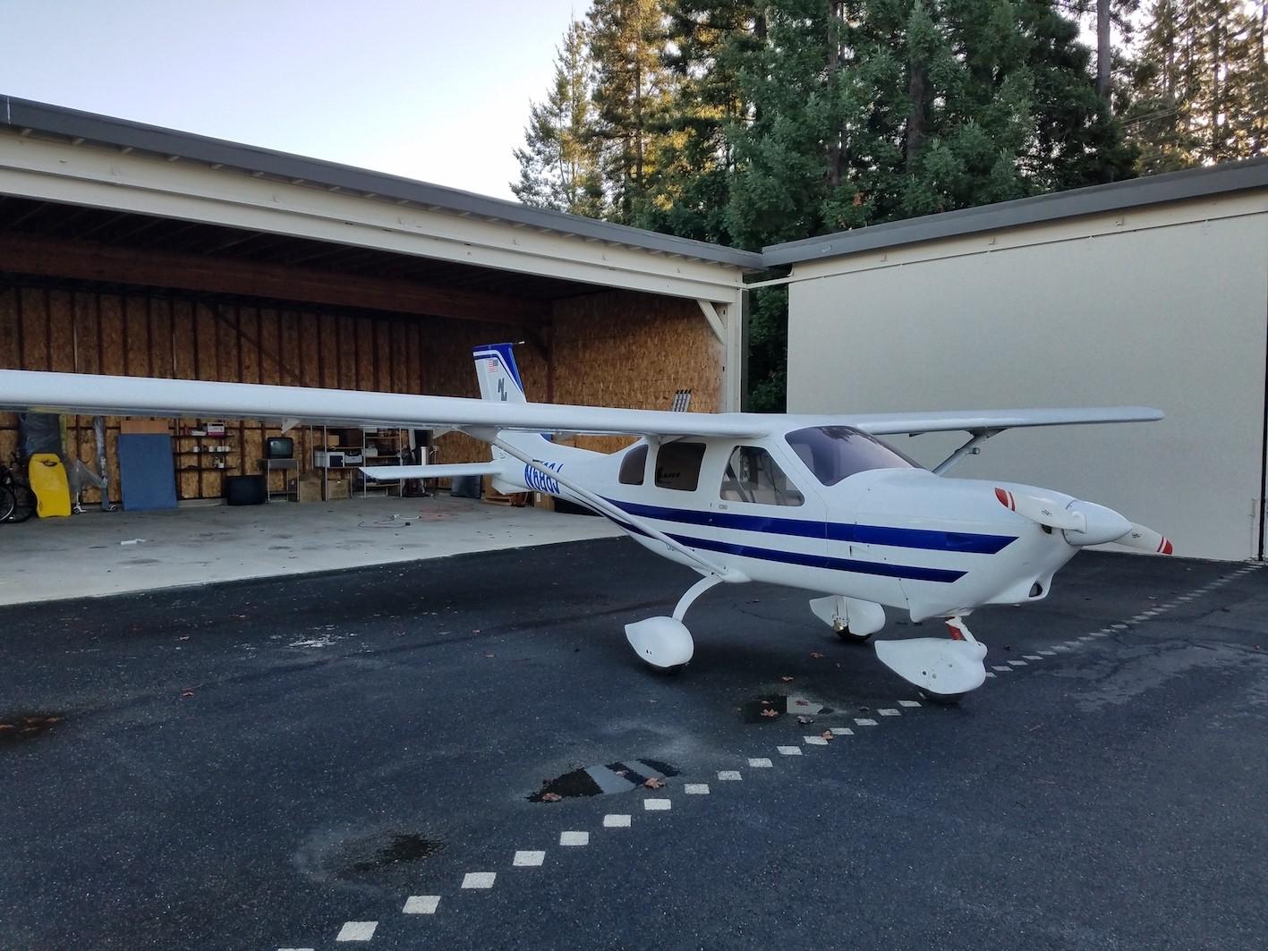 Jabiru J250-SP CA Outside Right