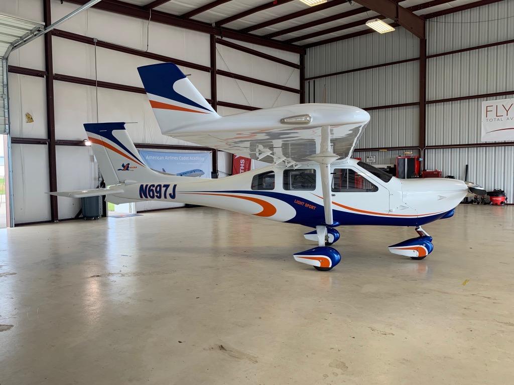 Jabiru Light Sport Aircraft