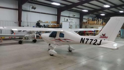 N772J Lt Rear