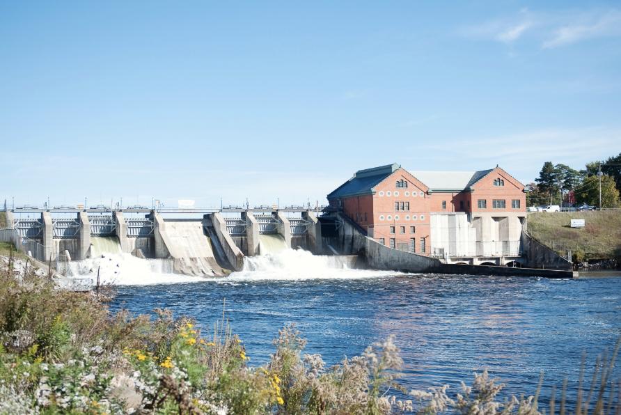 Hardy Dam