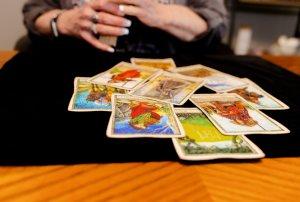 love of reading tarot cards