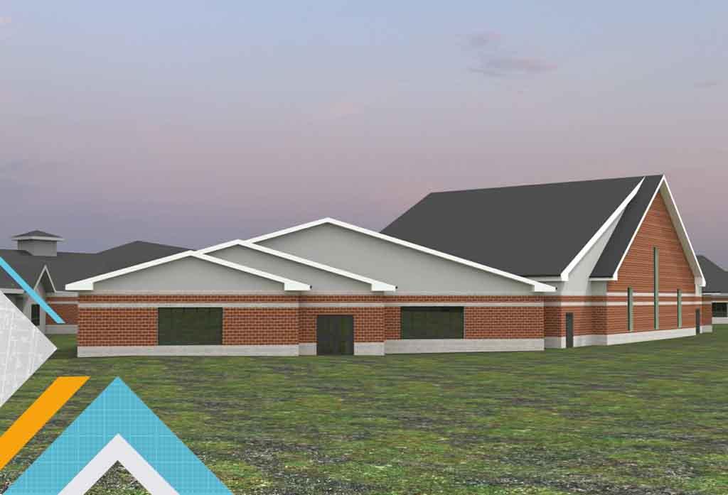 Elevate CPCS Building Render