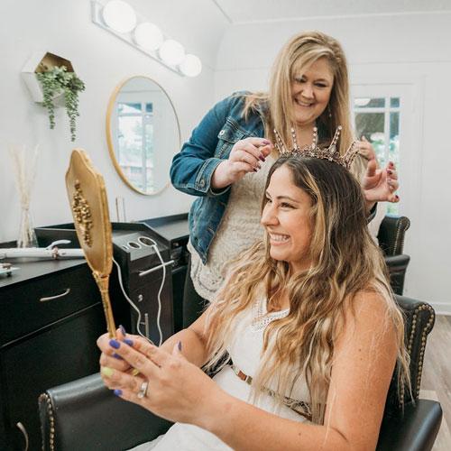 Get Pampered at Salon M Beauty Co. in Salem, Oregon