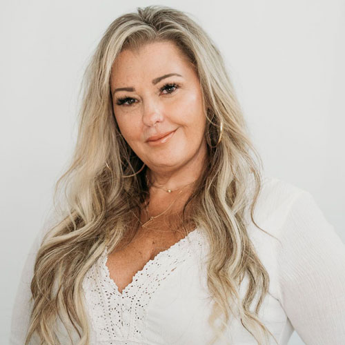 Mel Bruce, Owner of Salon M Beauty Co.
