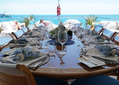 Luxurious Table Settings