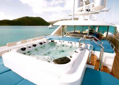 Trending Yacht Spa Lounge