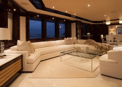 Trending Yacht Main Salon