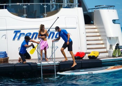 Trending Yacht Paddle Board