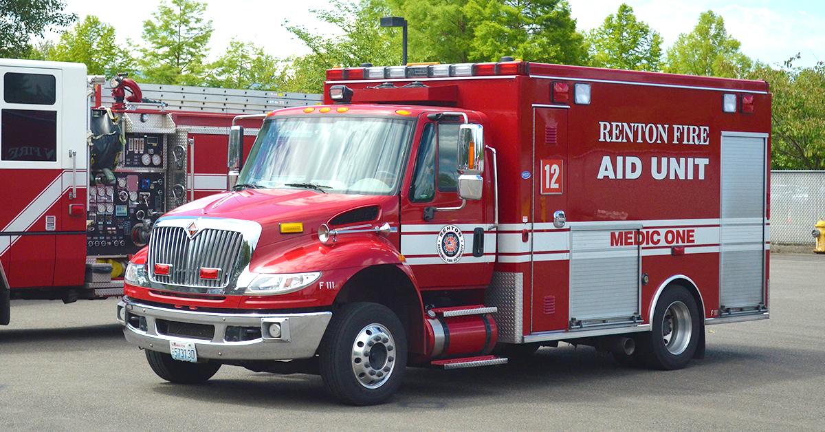 Honoring EMS Week – How Renton Does EMS