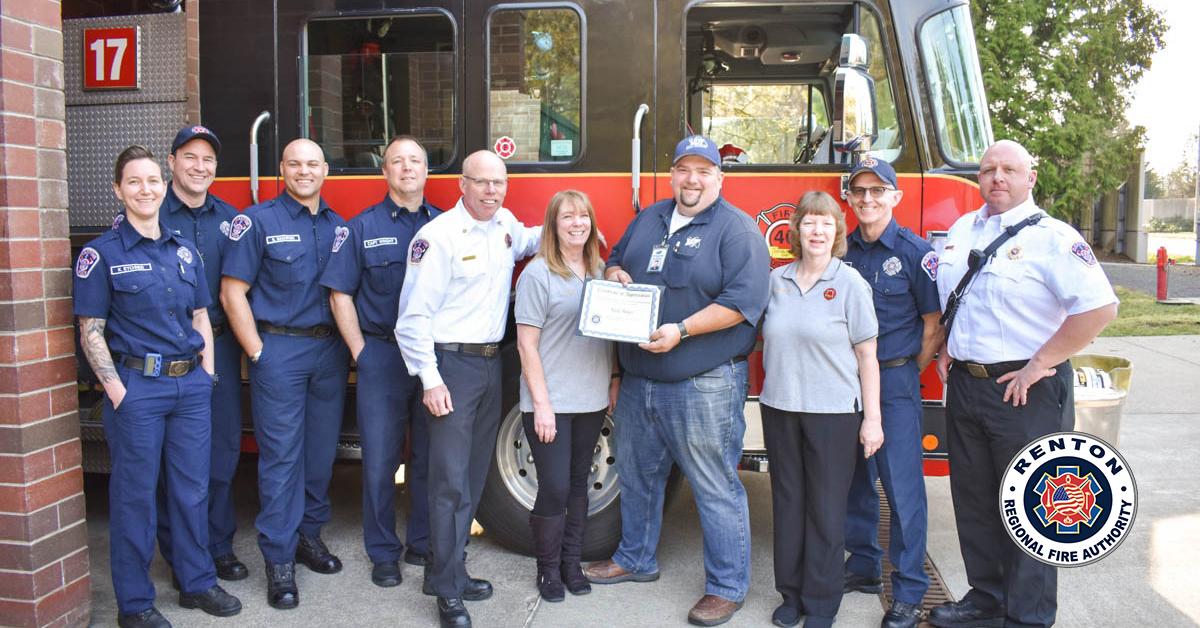 Celebrating a Community Hero Nick Baker of Voy Home Services