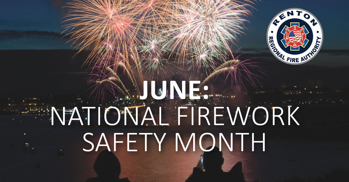National Firework Safety Month