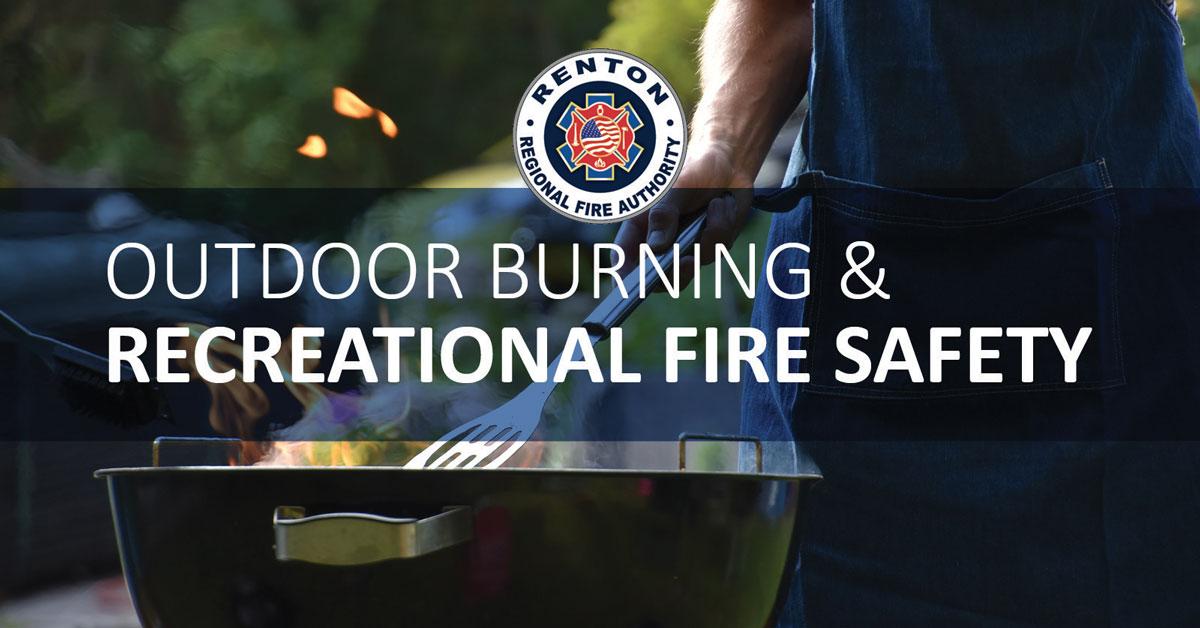 Outdoor Burning: Recreational Fires