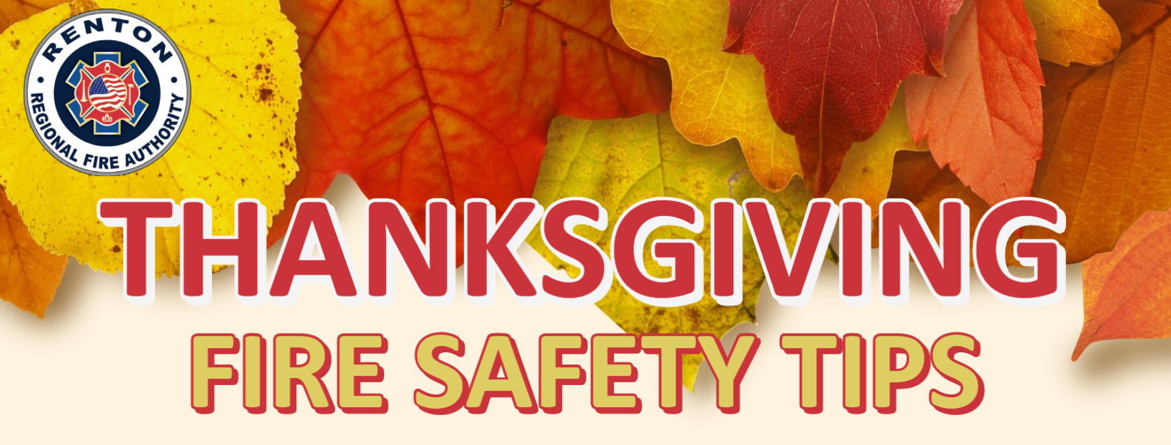 2020 Thanksgiving Fire Safety Tips