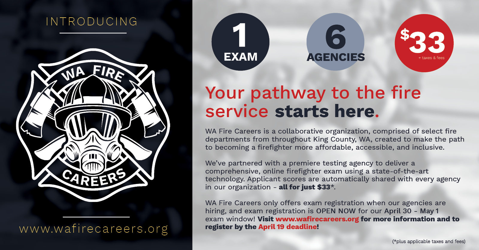 Introducing WA Fire Careers – Our New Firefighter Exam