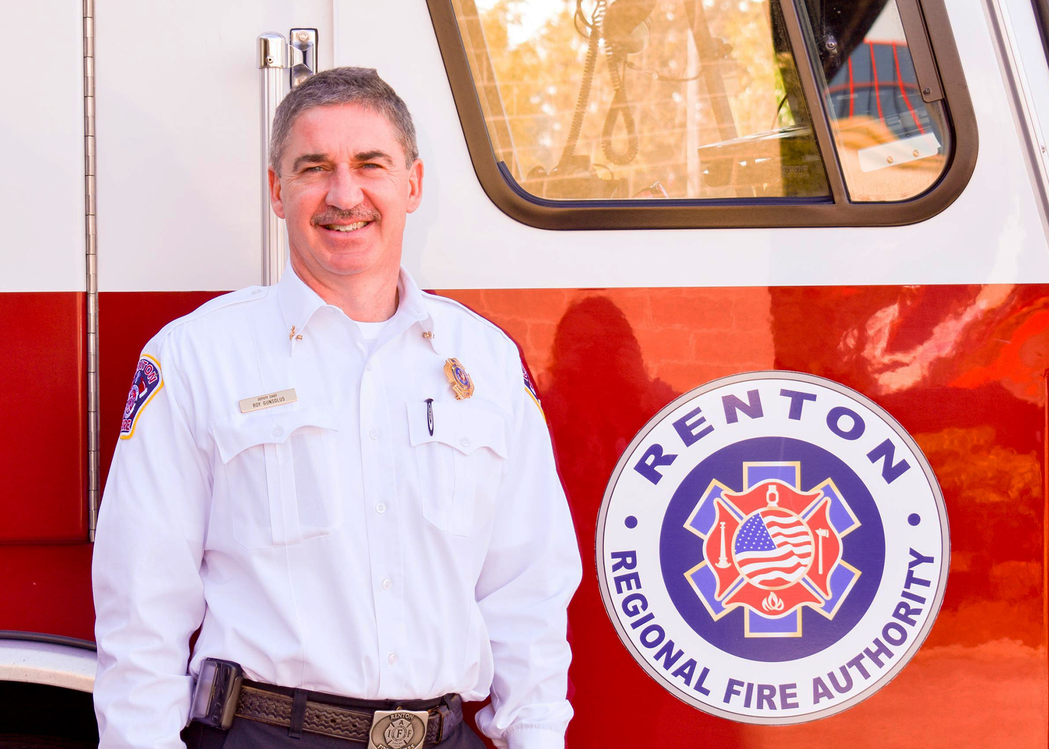 A Letter From Retiring Assistant Fire Chief Roy Gunsolus