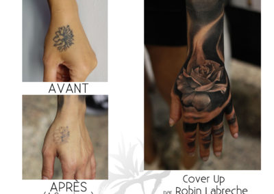 Cover Up Maryam Hand 1