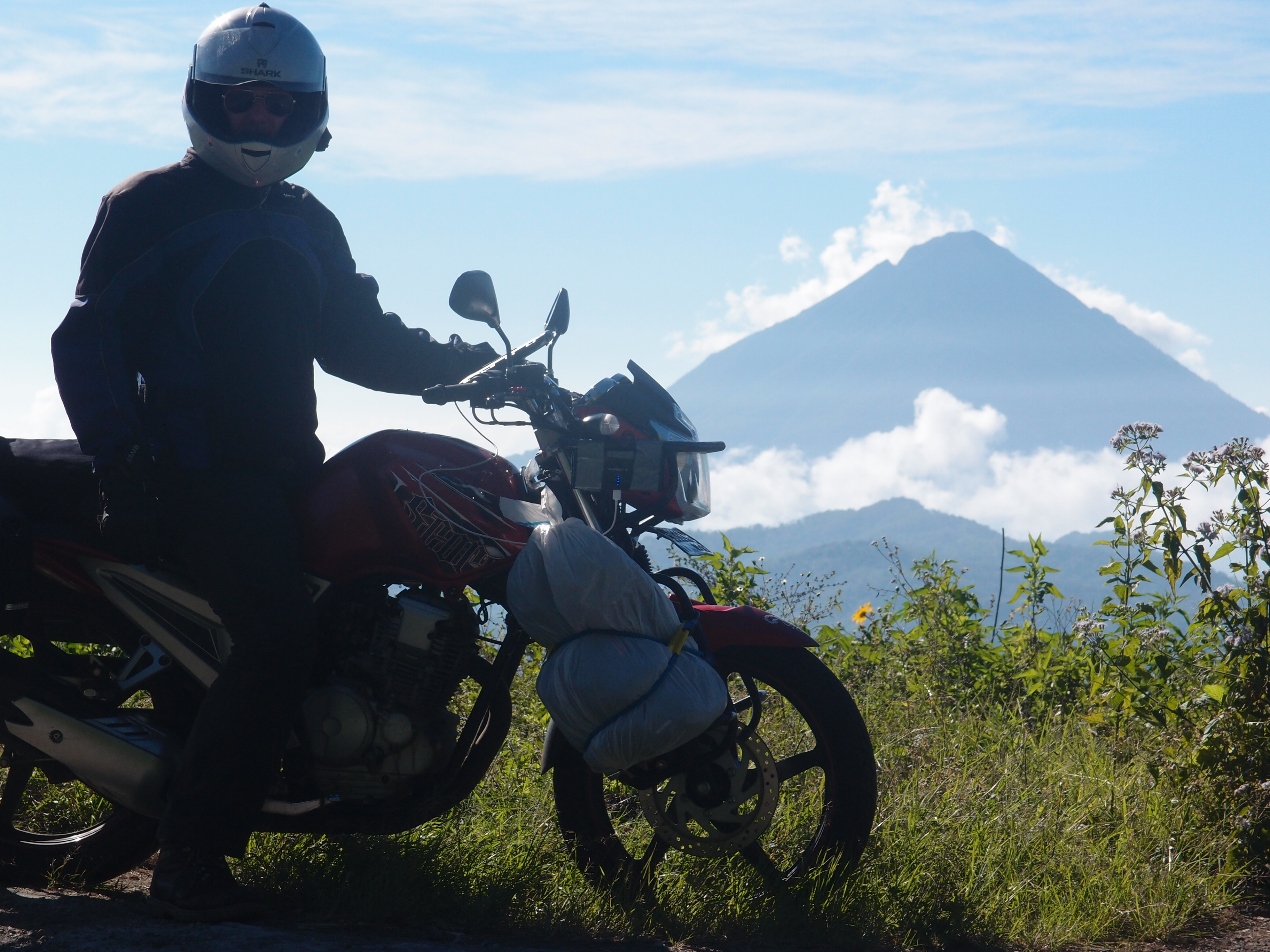 approaching Larantuka, southern Flores