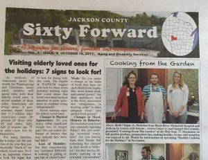 Sixty Forward Newspaper