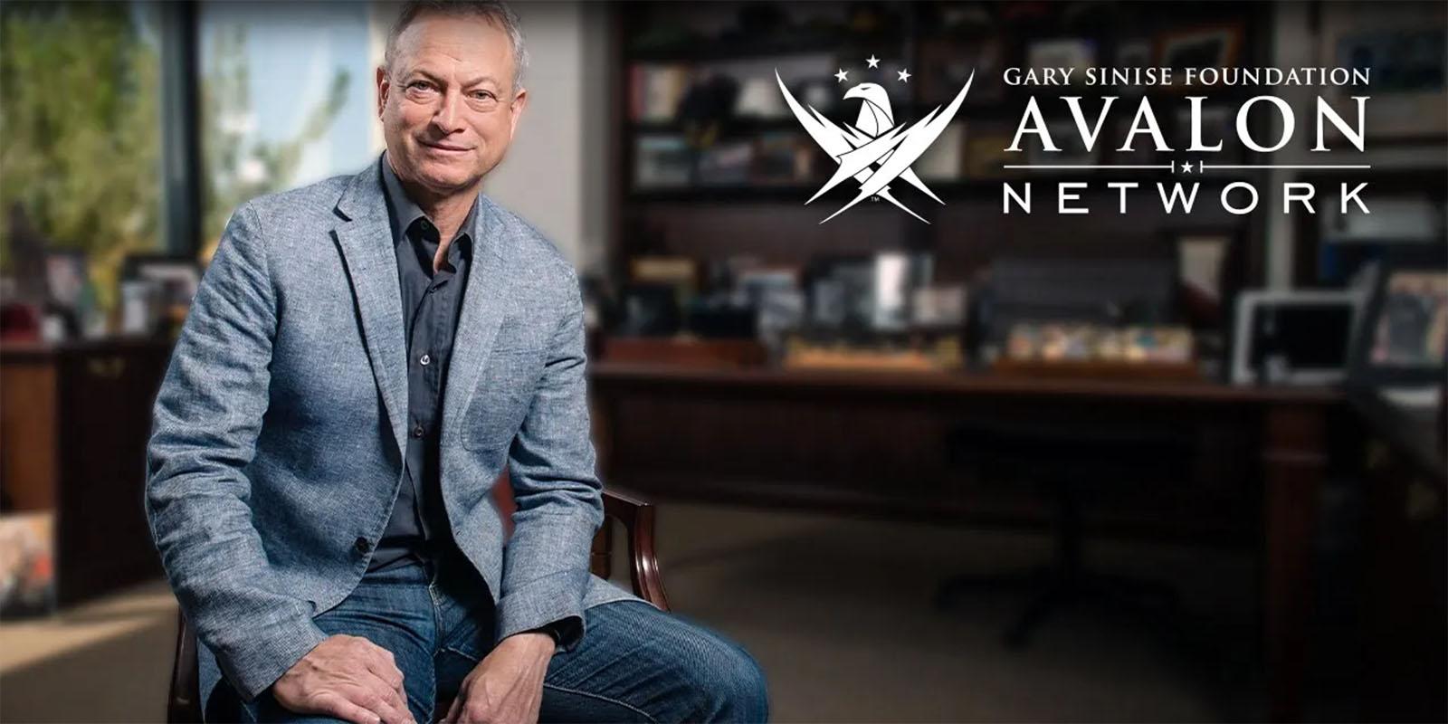 Gary Ninise Foundation Avalon Network