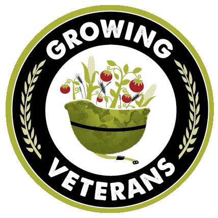 Growing Veterans logo