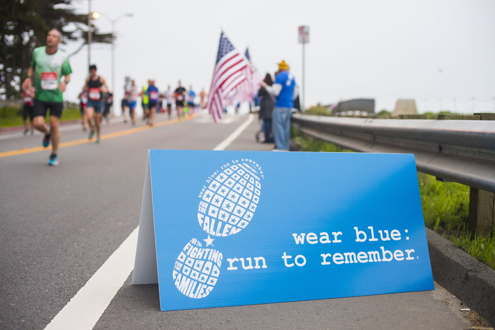 Wear Blue logo and photo