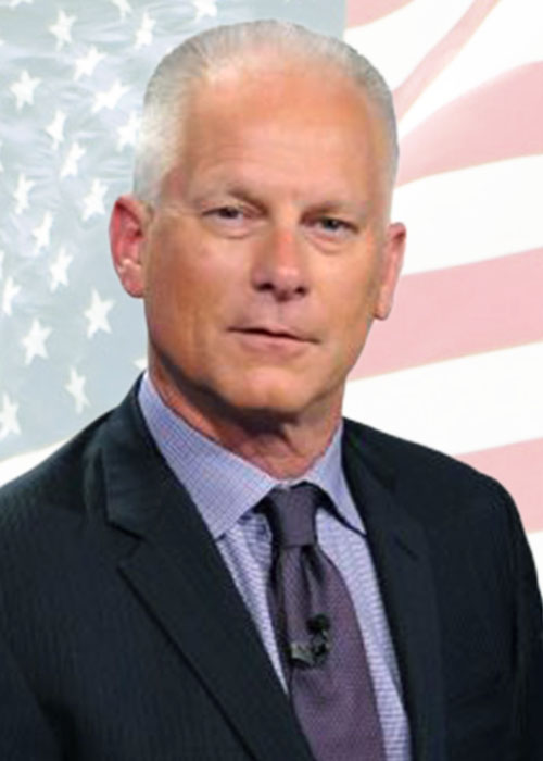 Kenny Mayne of the Permission To Start Dreaming Foundation