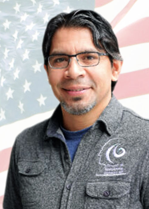 Miguel Galeana of the Permission To Start Dreaming Foundation