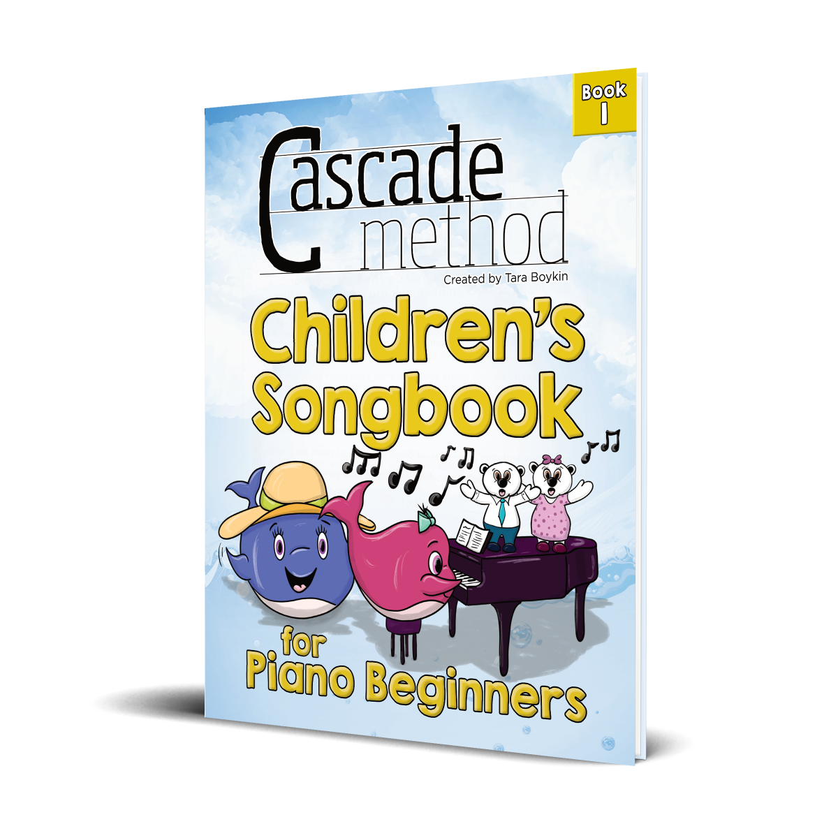 Children's Songbook for Piano Beginners Book 1