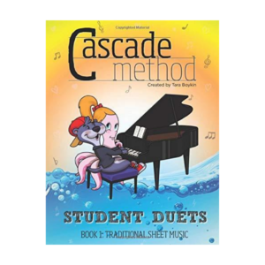 Cascade Method Books Student Duets Traditional