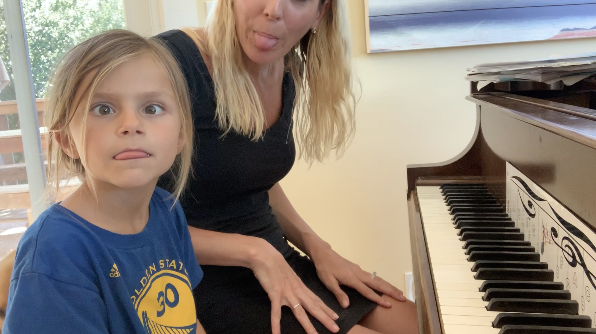 Piano lessons the Cascade Method way